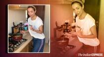 Here's what Malaika Arora is cooking at home during lockdown; watch video