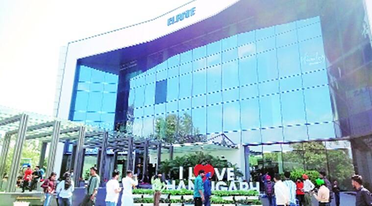 Paint contractor seeks FIR against 3 staffers of Elante Mall management, court asks police for status report