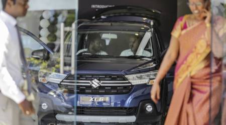 Biggest Indian carmaker sees personal vehicles making a comeback, Maruti Suzuki sees personal vehicles making a comeback, Maruti Suzuki India Chairman RC Bhargava, auto sector news, business news india, indian express business news