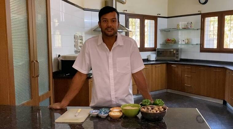 Coping with Corona: Mayank Agarwal turns to cooking, Ashwin reveals household skills