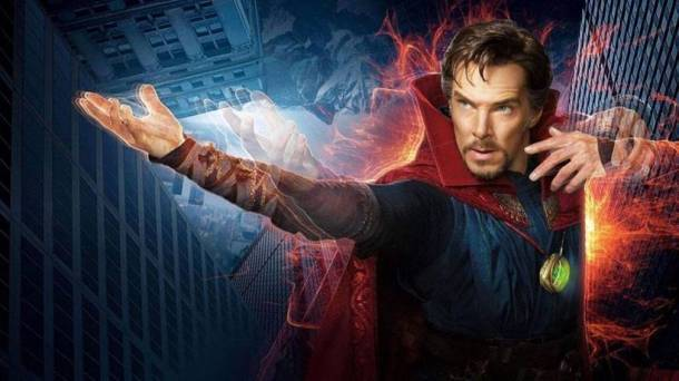 Doctor Strange in the Multiverse of Madness - November 5, 2021