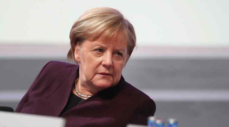Pressure mounts on Angela Merkel to save Europe from COVID-19