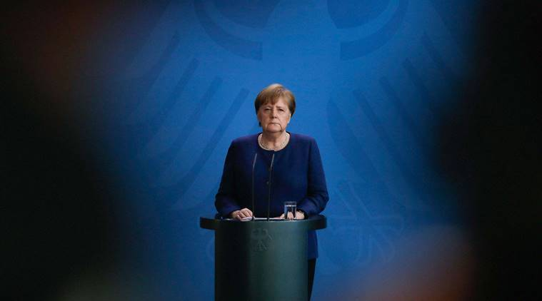 Merkel's coalition agrees on fresh $10.8 billion Covid-19 crisis package for Germany