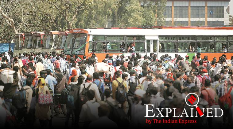 Explained: Indian migrants, across India