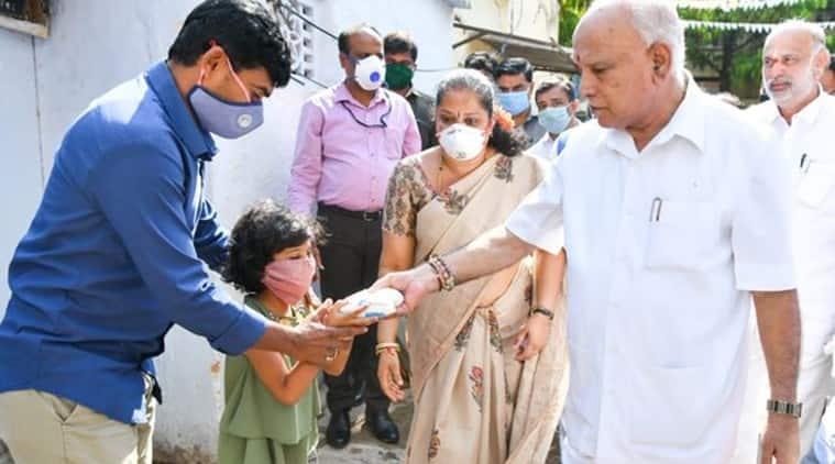 Coronavirus, COVID 19, coronavirus karnataka news, bengaluru coronavirus cases, coronavirus latest updates, Coronavirus Jamaat, Tablighi Jamaat, Nizamuddin, Bengalore, Bangalore news, Indian Express