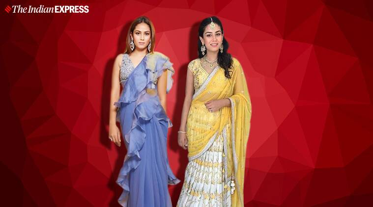 Bookmark Mira Rajput's ethnic looks for the next wedding season thumbnail
