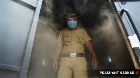 Covid death toll in Maharashtra Police touches 100; total cases over 9,000