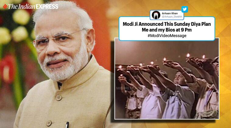 How social media reacted to PM Modi's call to switch off lights for 9 minutes on April 5