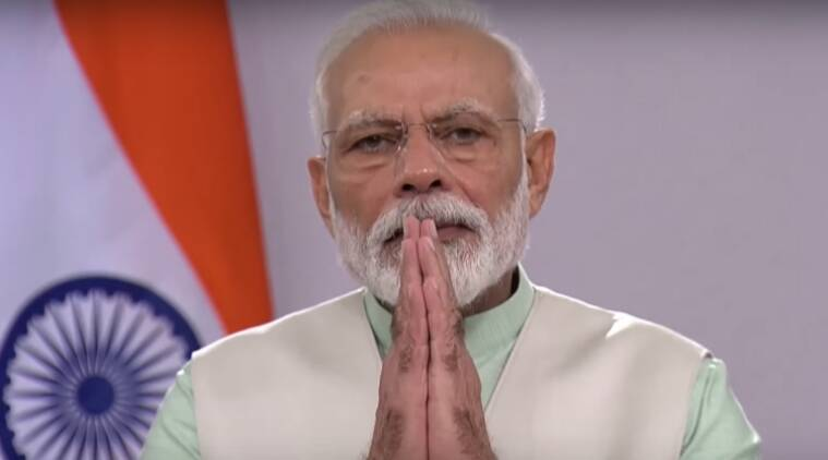 As BJP celebrates 40th anniversary, Modi asks workers to help those in need amid coronavirus