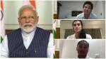 'You have an important role to play': PM Modi to sportspersons