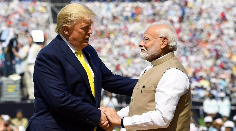India on Trump's mediation offer: 'Already engaged with China to peacefully resolve issue'