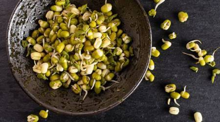 moong sprouts, immunity