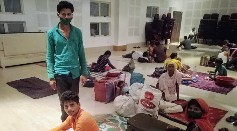 Mumbai: At homeless shelter, cancer patients kept in hall with beggars and migrant workers