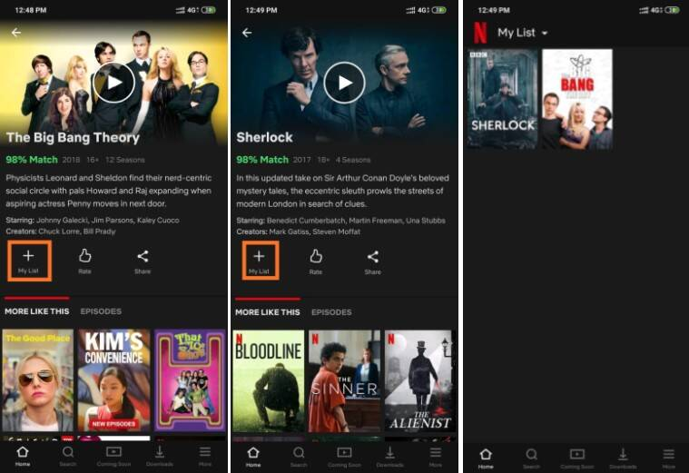 netflix, netflix tips and tricks, netflix clear watch history, how to download netflix shows, netflix shows, upcoming netflix shows