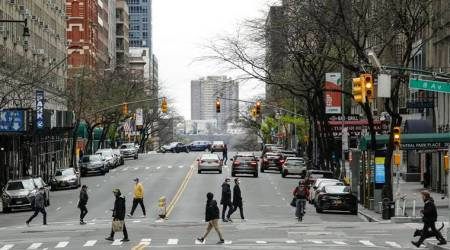 COVID-19: Signs of progress in US as deaths decrease in New York, New Jersey