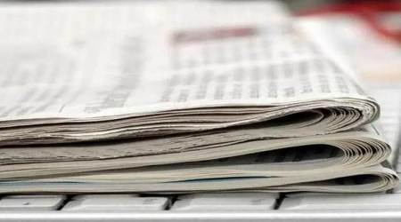 Maharashtra government's decision prohibiting door-to door delivery of newspapers during the lockdown