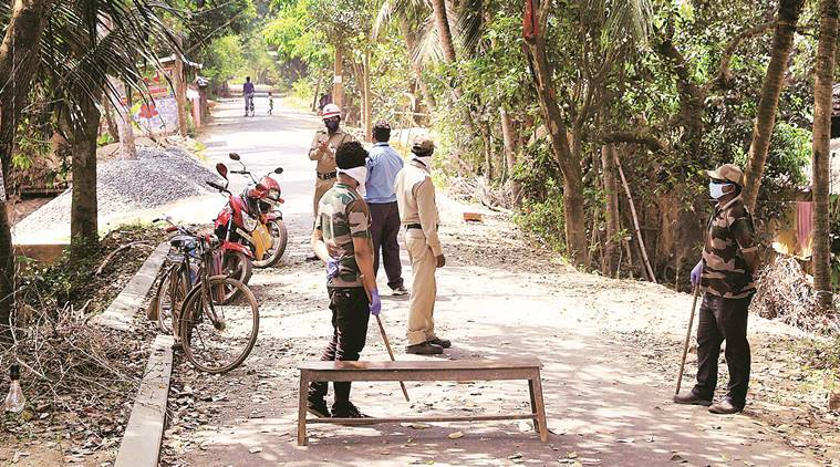 In quarantined Bengal village, fear of stigma as big as that of corona