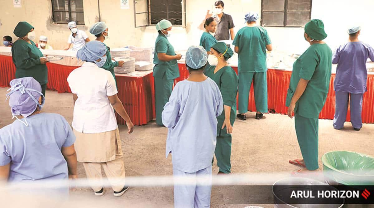 BMC, Community Health Volunteers, Covid fight, Coronavirus cases, Mumbai news, Indian express news