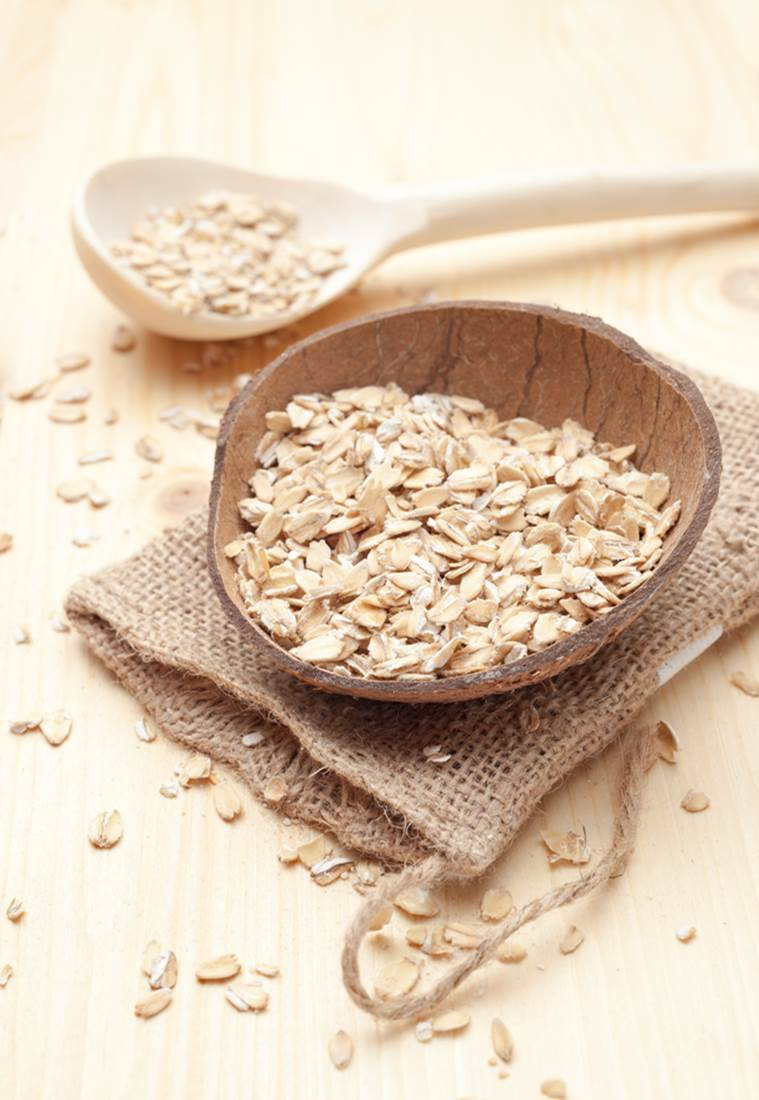 oats for skin, skincare, oats and skincare, ways in which you can use oats for healthier skin, skincare, indian express, indian express news