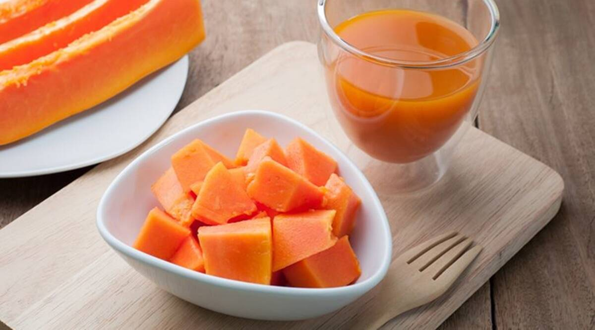 Why you must start your day with papaya on an empty stomach | Lifestyle News,The Indian Express