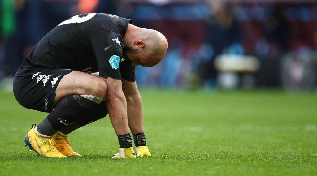 'I ran out of oxygen for 25 minutes': Pepe Reina narrates coronavirus ordeal