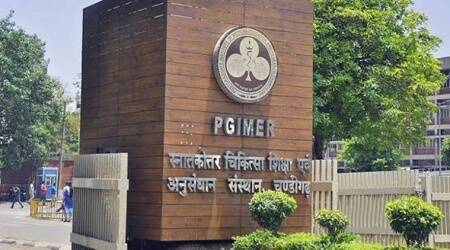 Outstation patients are giving false local address of UT, says PGI director