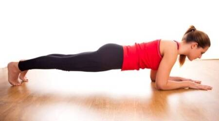 bodyweight exercises, plankchallenge, push up planks, what are push up planks, TikTok challenge, indianexpress.com, indianexpress, what are push ups, planks, how to do planks, core muscles, TikTok users, push up benefits, plank benefits,
