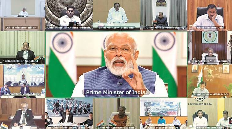 PM Modi calls for a common strategy, underlines grim global numbers, possible second wave