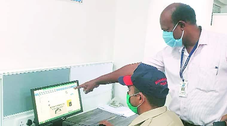 mumbai police, beed police, beed police social media check, beed police social media misuse check, beed coronavirus cases, social media misuse, social media fake news, indian express news