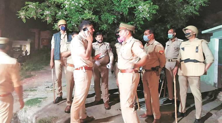 Six incidents of attack on police for enforcing lockdown: latest in Kannauj