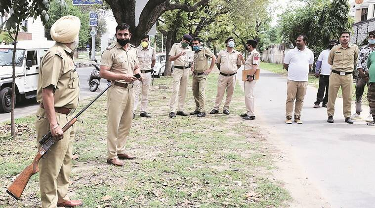 Rise in incidents of attack on police in Chandigarh