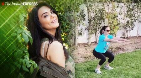 preity zinta workout