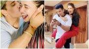 Prince Narula and Yuvika Chaudhary tiktok videos