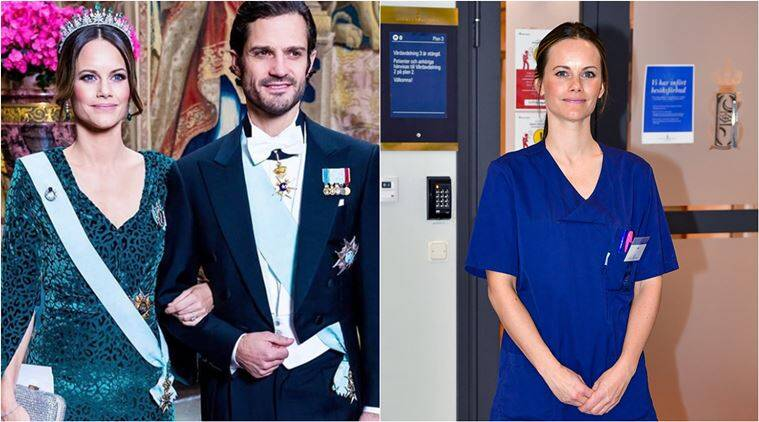 Princess Sofia becomes hospital volunteer to help nurses during coronavirus pandemic