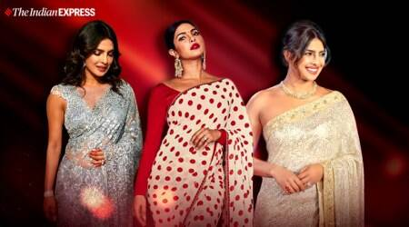 Priyanka Chopra Jonas in sari: Why she is the forever OG desi girl