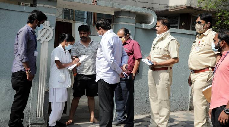 Worst-hit areas sealed off, PMC begins door-to-door surveys to contain infection