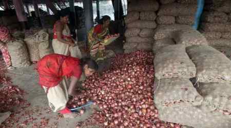 Pune: As traders return to wholesale markets, supply is more than demand