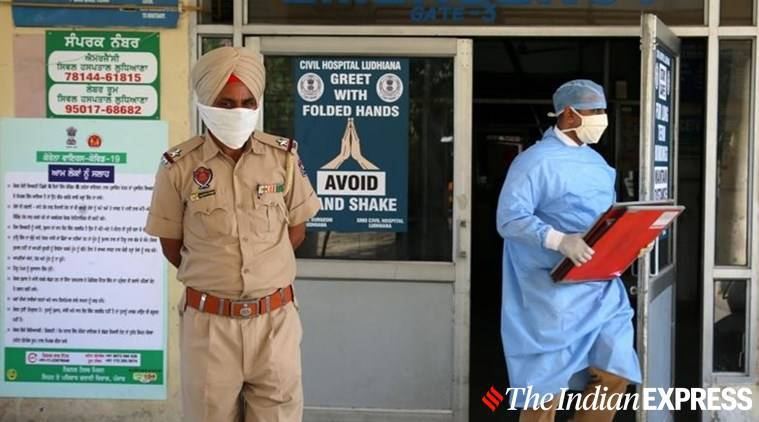 Punjab coronavirus, Punjab coronavirus cases, coronavirus cases in Punjab, Punjab lockdown, lockdown in Punjab, India news, Indian Express