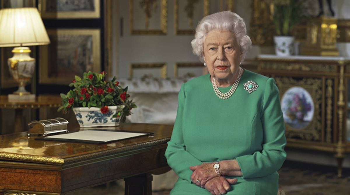 Queen Elizabeth's address, Queen Elizabeth's address amid COVID lockdown, UK COVID lockdown, UN coronavirus lockdown, World news, Indian Express