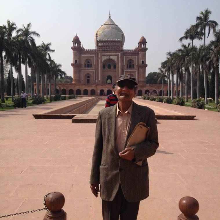 RV smith dead, RV smith obit, rv smith passes away, RV smith delhi, RV smith delhi stories, rakhshanda jalil, indian express