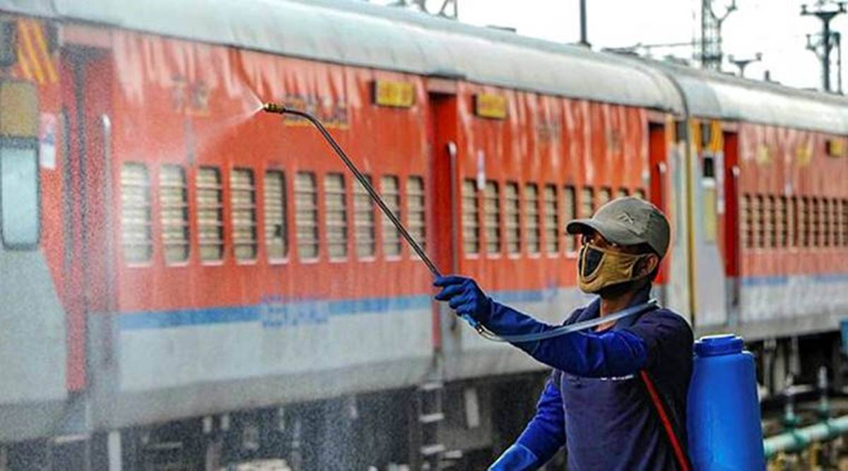Coronavirus lockdown: For post-April 14 plan, Railways to ask ...