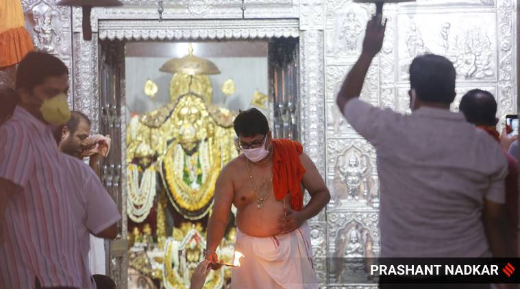 Devotees assemble in temples on Ram Navami in Bengal defying lockdown