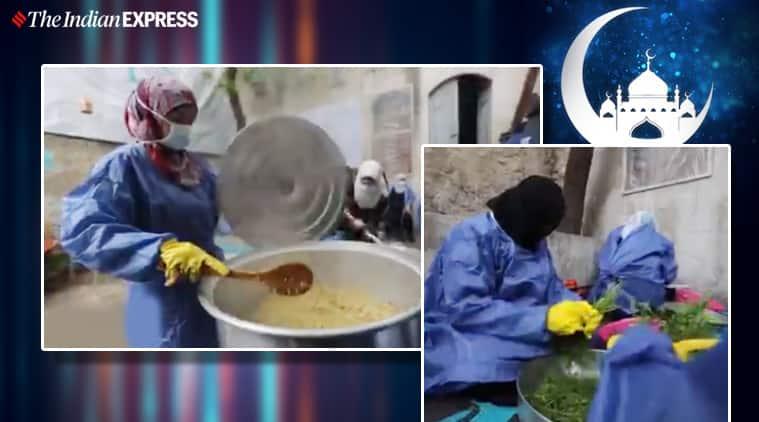 Syria, Syrian women, Syrian woman, Syrian Widows, Ramadan, Ramadan Month, Ramadan coronavirus lockdown, Coronavirus pandemic, COVID-19, Trending news, Indian Express news.