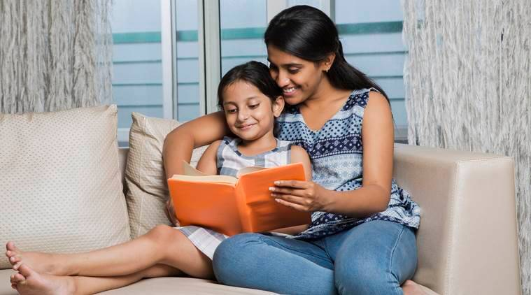 reading together, reading during the pandemic lockdown, Scholastic India initiative, parenting, indian express, indian express news