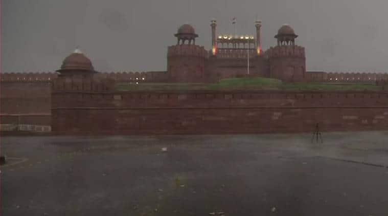 weather today delhi, delhi rains, noida rain, thunderstorm delhi noida today, today weather update, delhi weather news, latest news