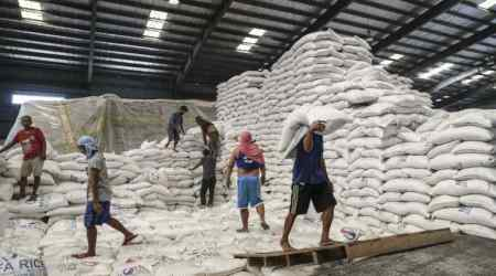 Food security fears are starting to threaten Asian rice exports