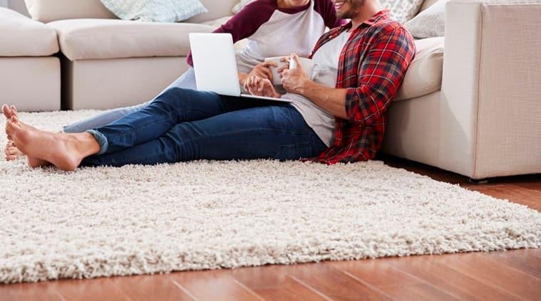 home decor, rug home decor, harmonious outlook, home rug decor, aesthetic, indian express news