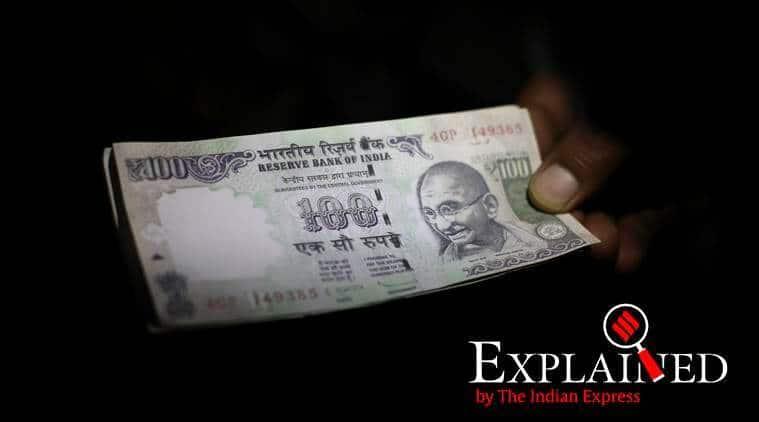rupee, dollar, exchange rate, sensex, markets, coronavirus, coronavirus impact on Indian economy, what is the current exchange rate, coronavirus news, covid 19 tracker, indian express