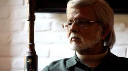 Krishen Khanna, Satish Gujral, Satish Gujral's demise, artist Satish Gujral, indian express, indian express news