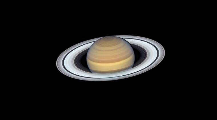 What makes Saturn's atmosphere hot decoded